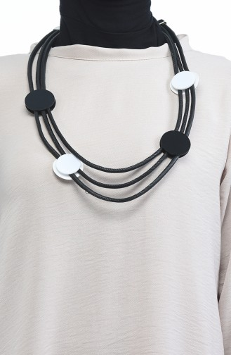 White Necklace 111