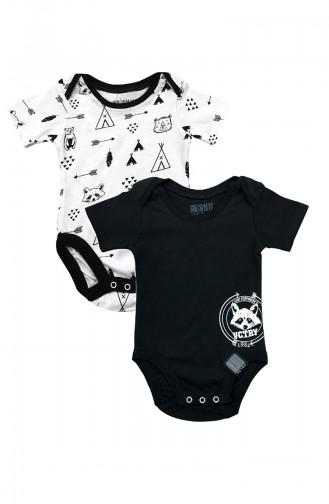 جسم الاطفال أسود 6336