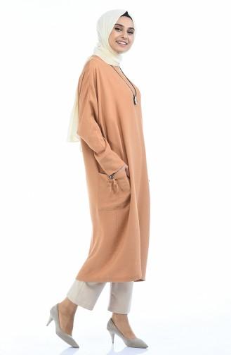 Tunique Camel 8Y6881500-05