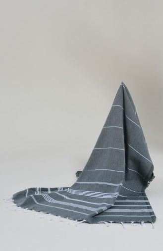 Textile de Maison Vert Foncé 9005-05