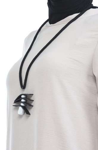 White Necklace 114
