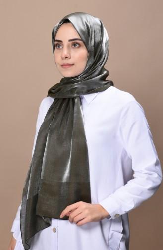 Helle Abendkleid Schal  2330-08 Khaki 2330-08