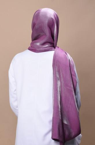 Helle Abendkleid Schal  2330-13 Lila 2330-13