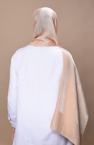 Helle Abendkleid Schal  2330-14 Beige 2330-14