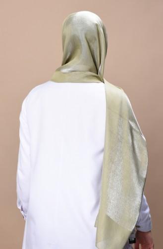 Helle Abendkleid Schal  2330-15 Hell Grün 2330-15