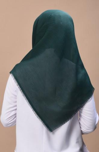 Dark Green Shawl 13085-12