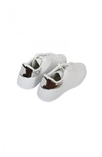 أحذية رياضية أبيض 200
