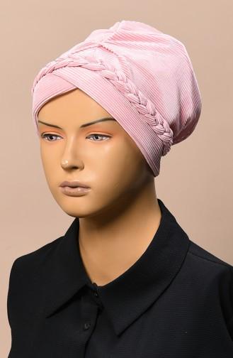 Bonnet Plissé 1046-12 Poudre 1046-12