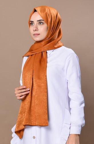 Bamboo Silk Shawl 555-04 Caramel 555-04