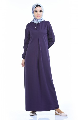Purple Dress 8380-02
