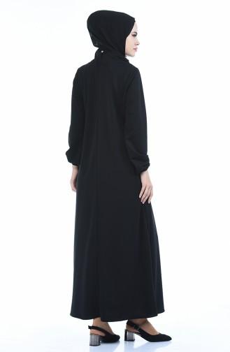 Black Dress 8380-04