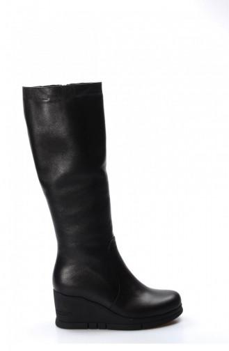 Schwarz Stiefel 064KZA1006-16777229