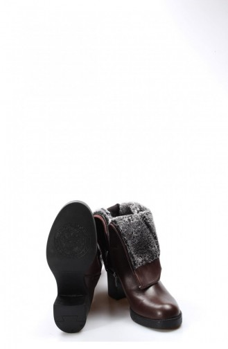 Brown Boot 407SZA2116-16777532