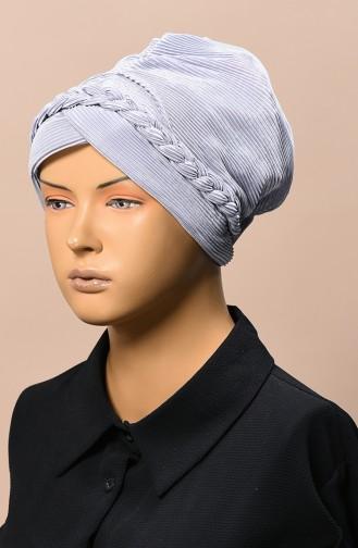 القبعات رمادي 1046-02