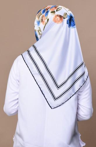 Navy Blue Scarf 2339-12