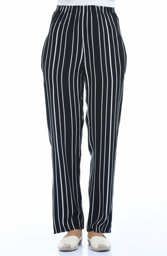 Black Pants 1051C-02