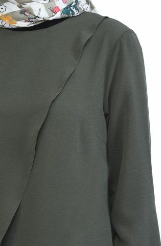 Khaki Suit 1012-01