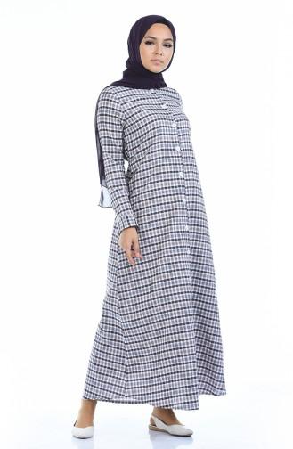 Brown Dress 1269A-01