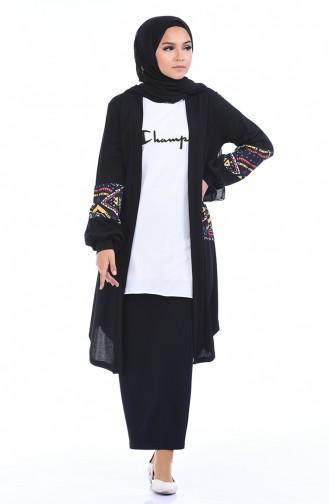 Black Skirt 5963-01