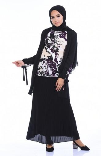 Black Skirt 5273-03