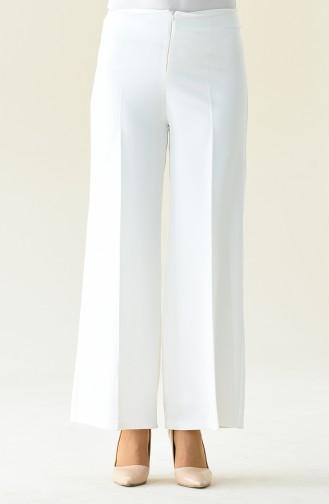 Ecru Pants 0893-02