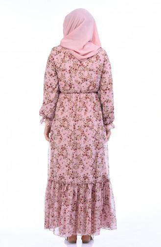 فستان باودر 1280-01