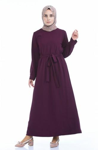 Purple Dress 1284-10