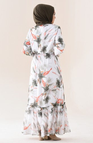 Khaki Dress 1295-03