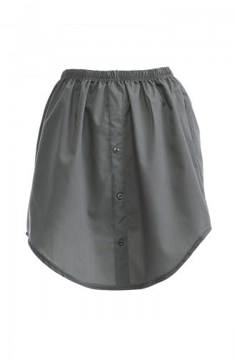 Khaki Skirt 128-05