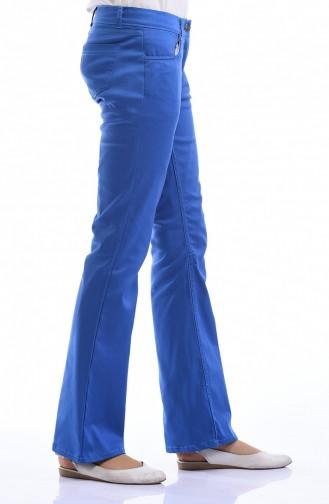 بنطال أزرق 2074-08