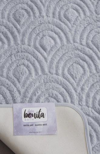 Textile de Maison Gris 40101023