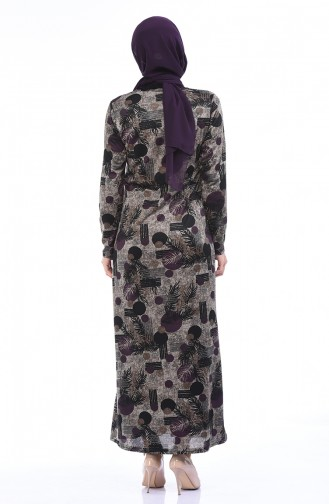 Purple Dress 8839-01