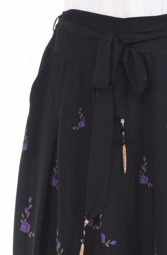 Purple Skirt 7Y1701904-01