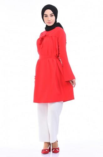 تونيك أحمر 0120-04