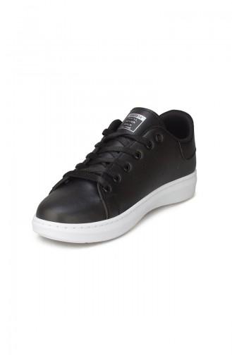 Sportmax Chaussures Sport Pour Femme 200 Noir Blanc 200