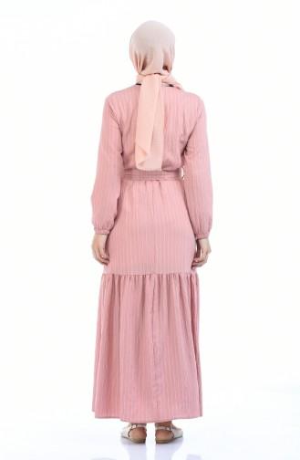 Dusty Rose Dress 0171-01