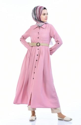 Dusty Rose Tunic 1213-04