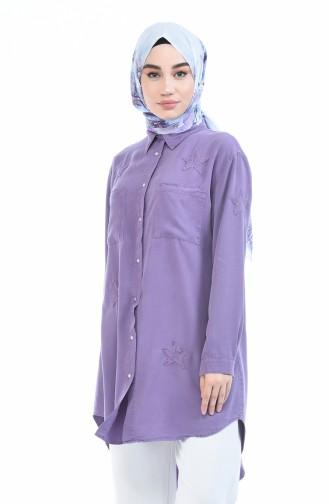 Lilac Tunic 6225-04