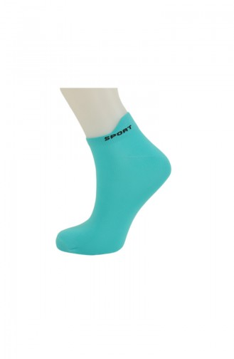 Turquoise Socks 1000-01