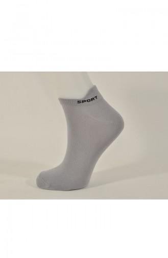 Gray Socks 1000-08