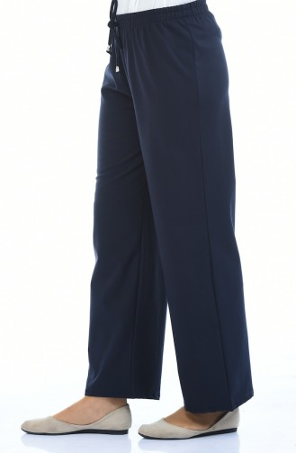 Navy Blue Broek 2071-02