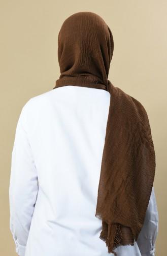 Dark Brown Shawl 160-07