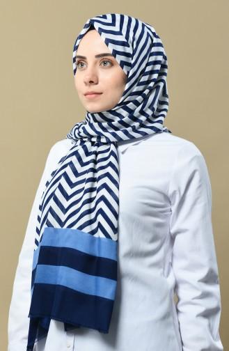 Blue Shawl 380-111