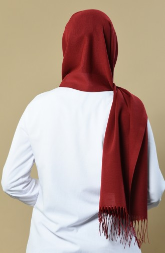Claret red Shawl 901488-21