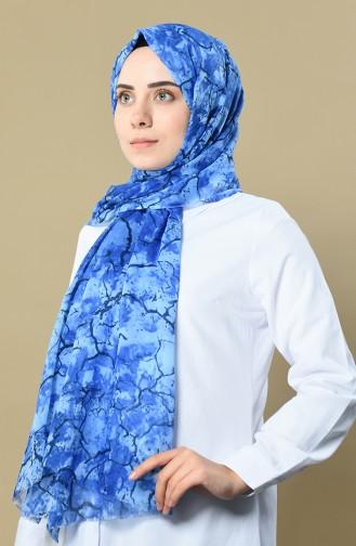 شال أزرق فاتح 901521-10
