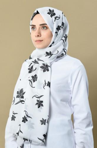 شال أبيض 26011-03