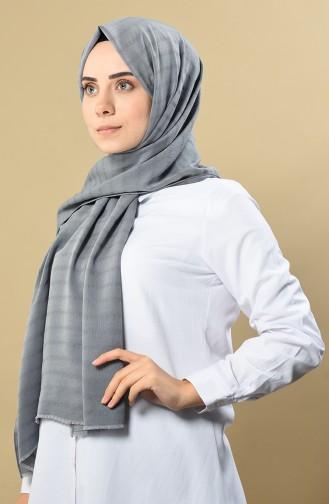 Mia Soft Şal 60090-05 Gri