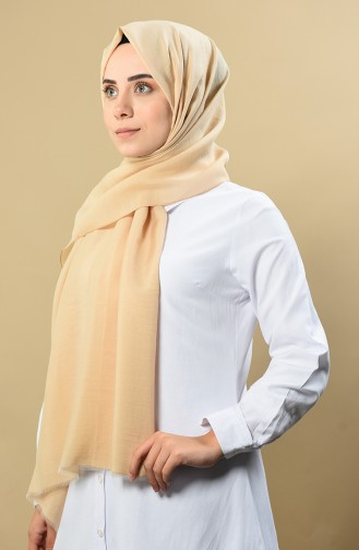 شال كريمي 60091-06