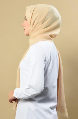 Cream Sjaal 60091-06
