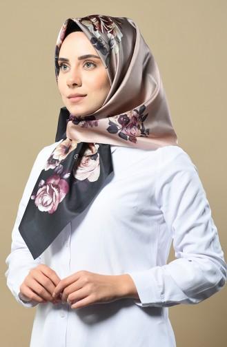 وشاح رمادي داكن 95292-04